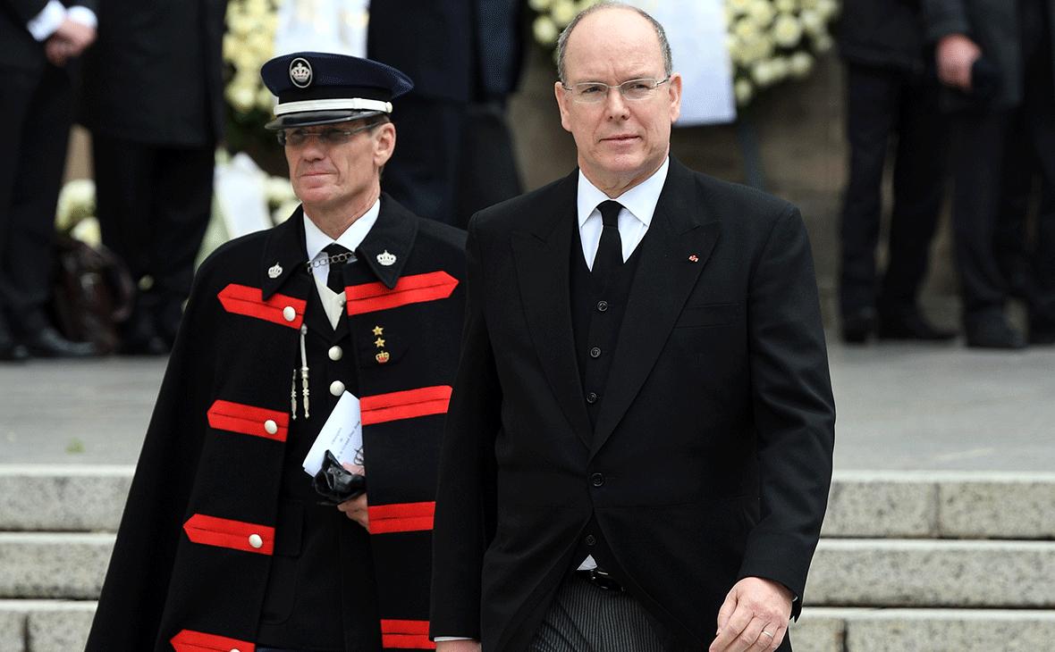 Князь Монако излечился от коронавирусной инфекции