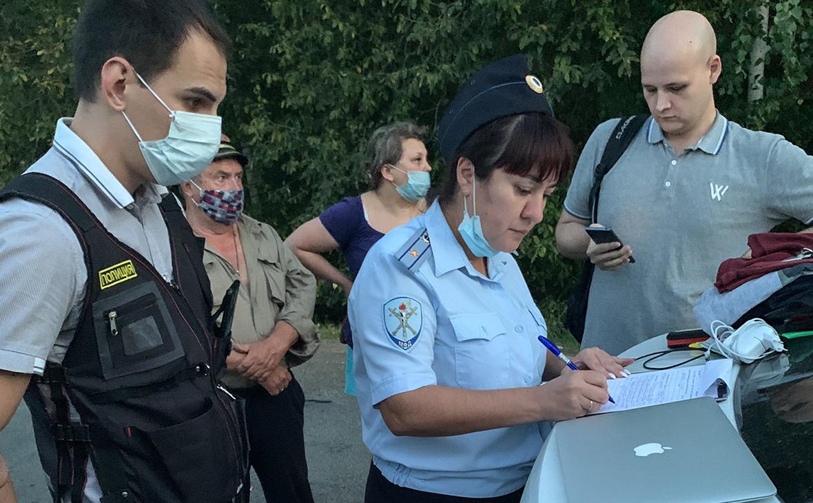 В ФБК сообщили об изъятии техники у съемочной группы в Татарстане ::  Общество :: РБК