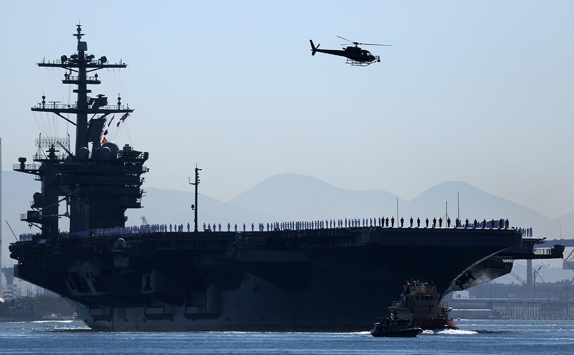 Иран обвинил США в превращении Персидского залива в «пороховую бочку»