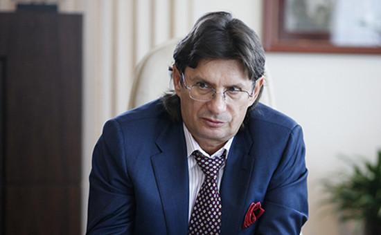 Вице-президент ЛУКОЙЛа Леонид Федун