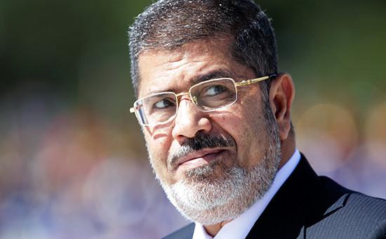 Экс-президент Египта Мохаммед Мурси. Архивное фото