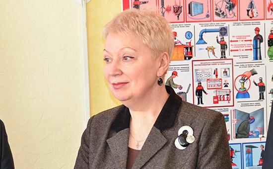 Сотрудница администрации президента Ольга Васильева