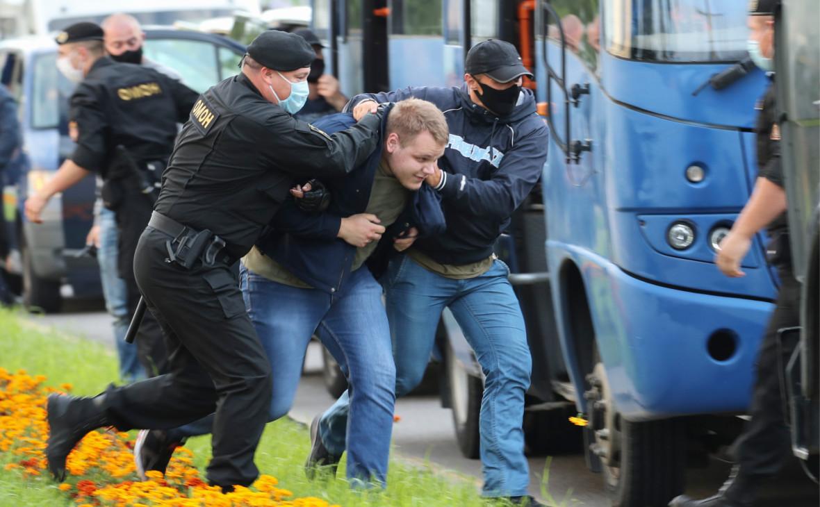 Фото: Татьяна Зенкович / EPA / ТАСС