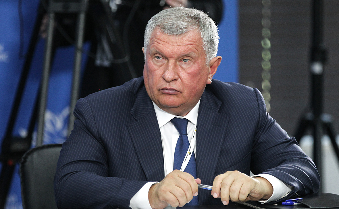 СМИ узнали о письме Сечина Козаку по компенсациям за нефть из «Дружбы»