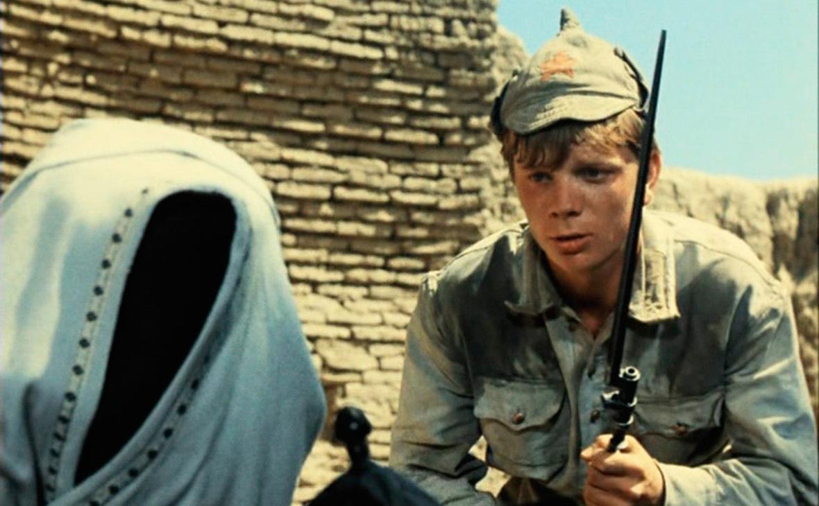 Фото: кадр из фильма «Белое солнце пустыни»
