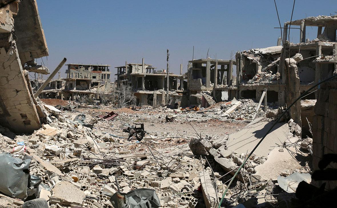 Дераа, Сирия