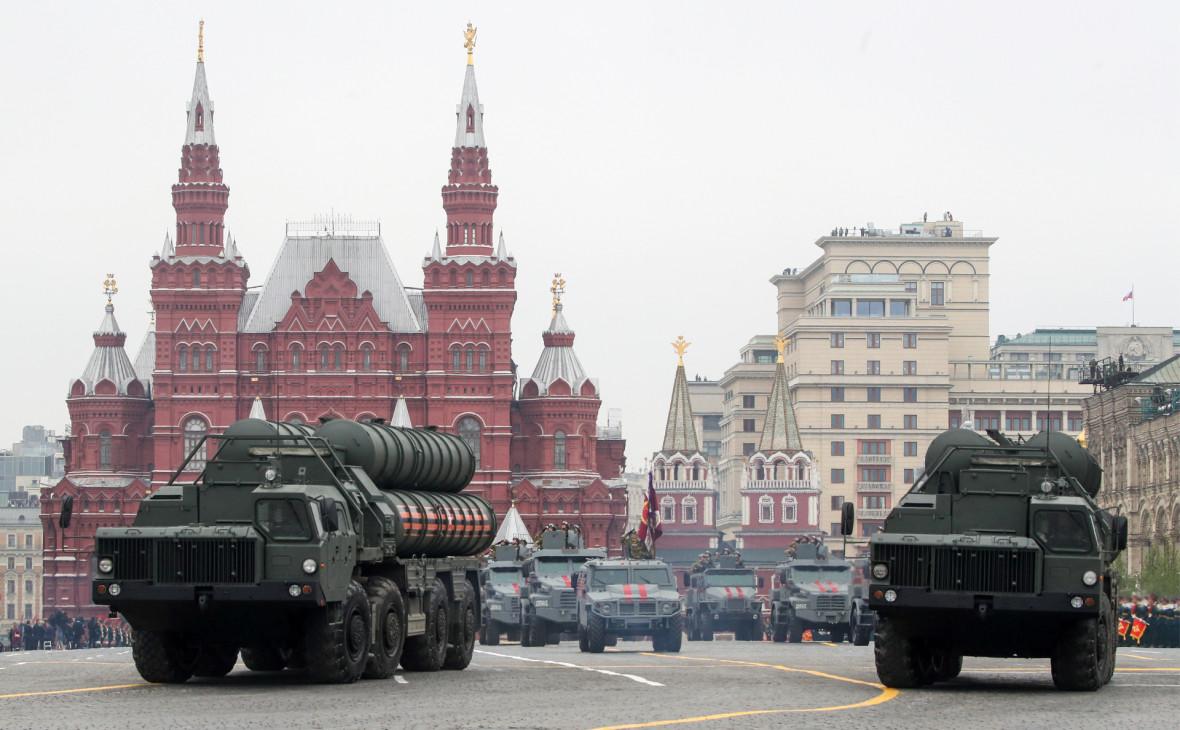 Пусковые установки ЗРС С-400