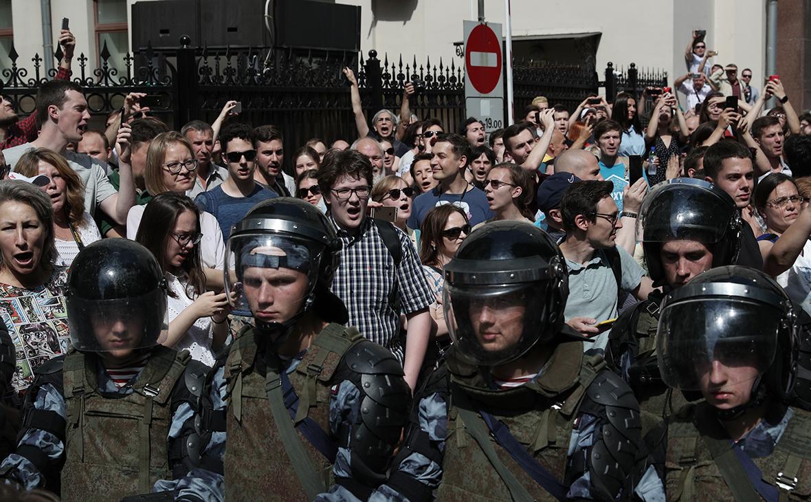 Уголовные дела после протеста в Москве. Что важно знать