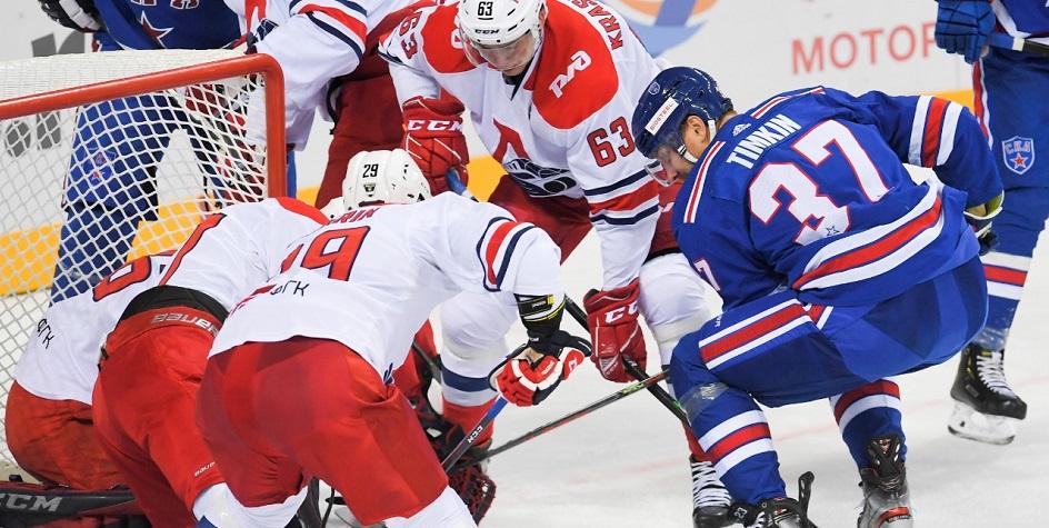 Фото: пресс-служба СКА