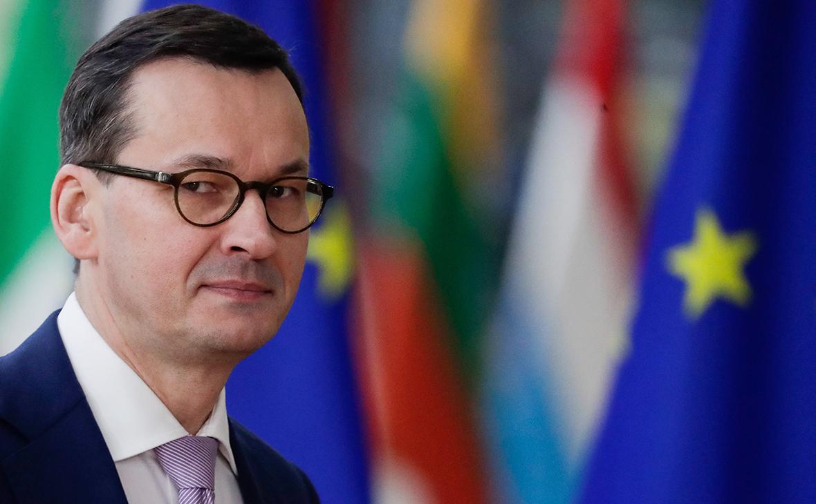 Польша потребовала созвать саммит лидеров ЕС из-за ситуации в Белоруссии