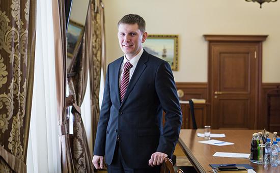 Руководитель Департамента экономической политики и развития города Москвы Максим Решетников