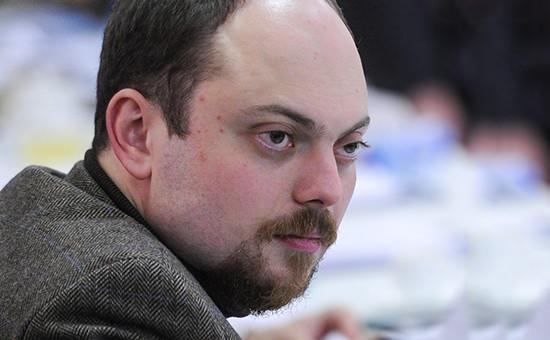 Сторонник Михаила Ходорковского Владимир Кара-Мурза — младший