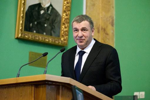 Игорь Албин, вице-губернатор Петербурга