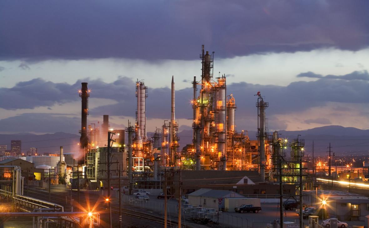 Нефтеперерабатывающий завод Suncor