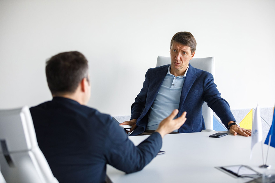 Генеральный директор TEKTA Group Дмитрий Зиканов