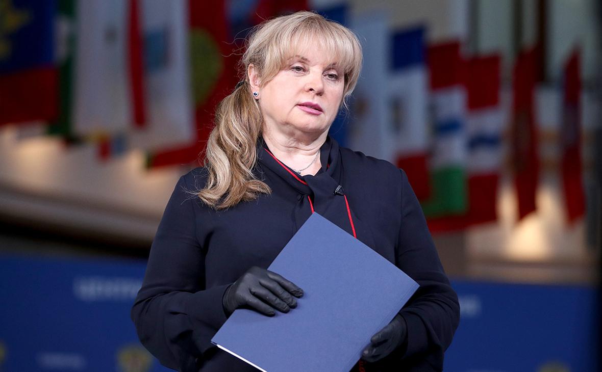 Памфилова назвала «день тишины» в эпоху интернета бессмысленным