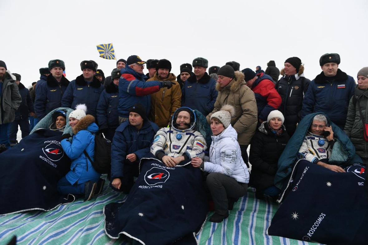 Фото: пресс-служба «Роскосмоса»