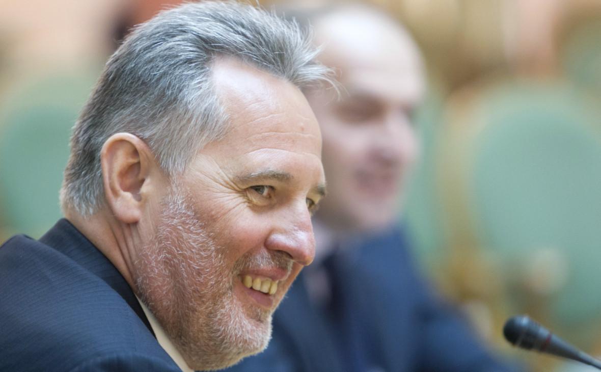 Украинский бизнесмен Дмитрий Фирташ