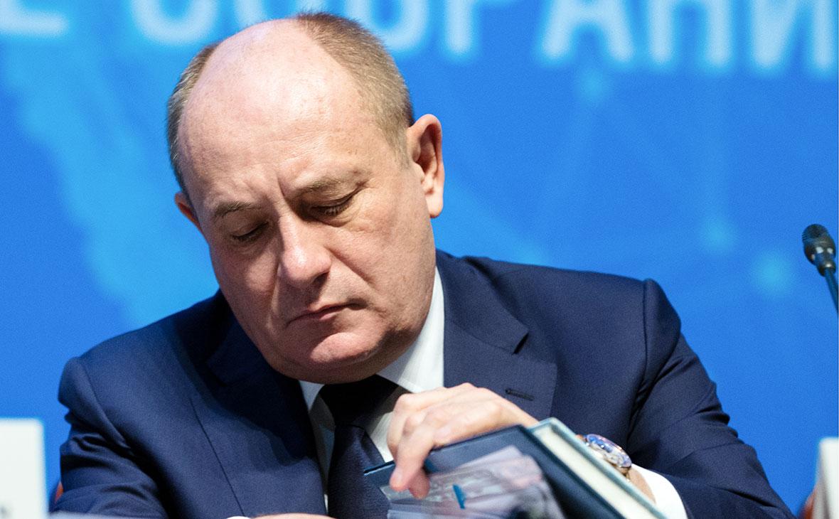 Один из ключевых топ-менеджеров «Газпрома» уйдет в отставку