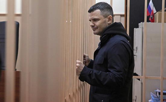 Заседание Басманного суда об избрании меры пресечения Дмитрию Каменщику, владельцу аэропорта Домодедово.19 февраля 2016 года