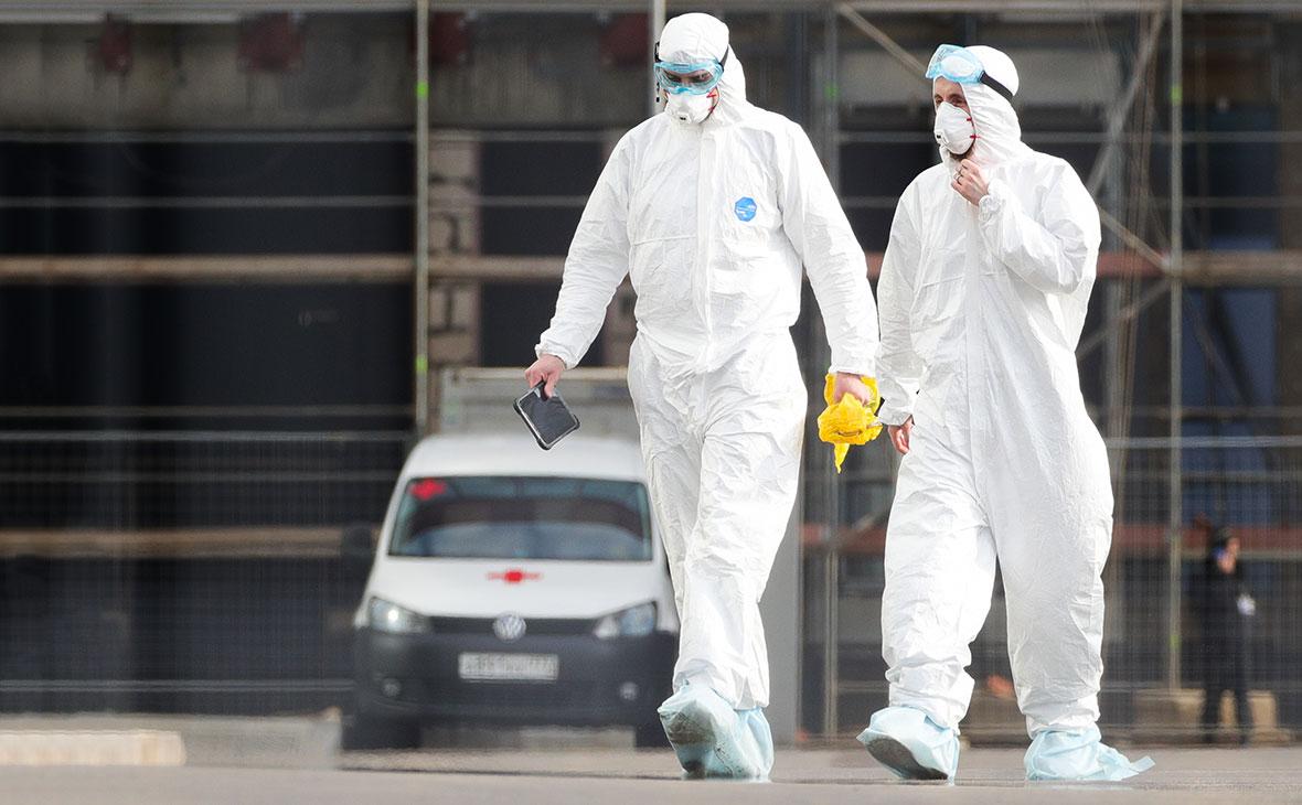 Россия обошла Францию и Германию по количеству зараженных коронавирусом
