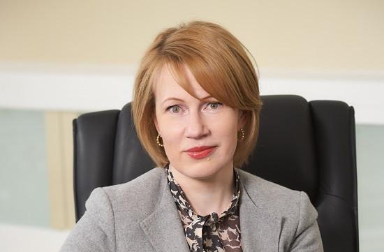 Заместитель председателя правления банка «Санкт-Петербург» Оксана Панченко