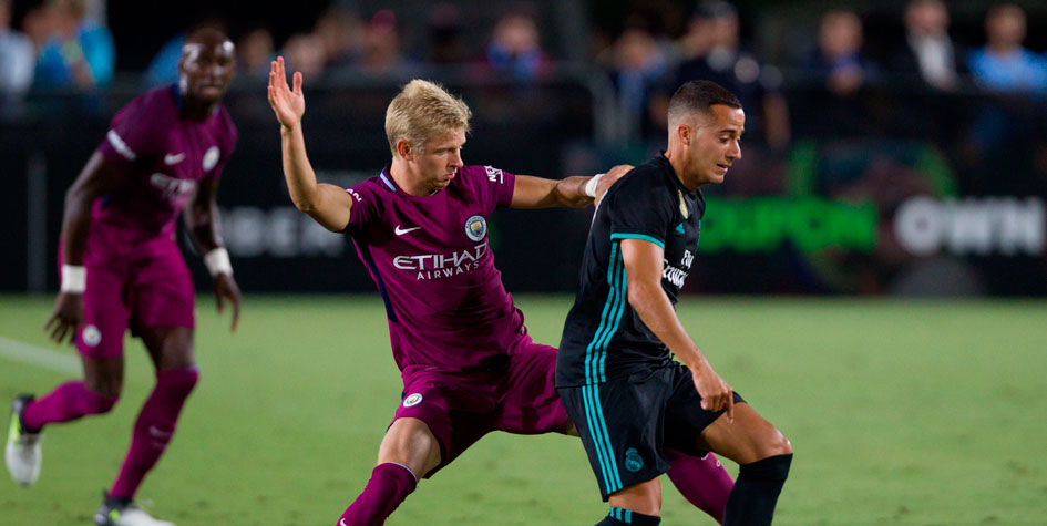 «Манчестер Сити» предложит Александру Зинченко новый контракт