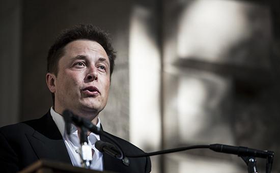 Основатель SpaceX и Tesla Motors Элон Маск