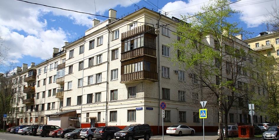 Дом на Русаковской улице, 8