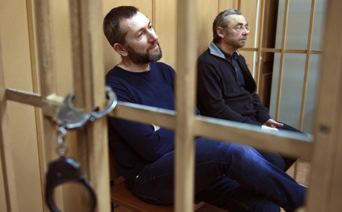 Борис Вайнзихер (слева) и Евгений Ольховик