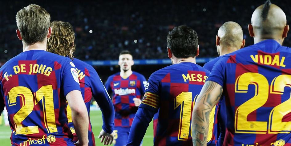 Фото:пресс-служба «Барселоны»