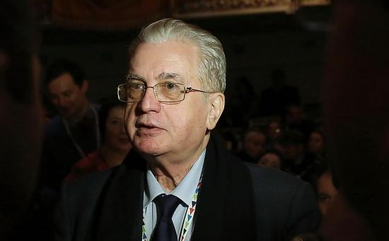 Михаил Пиотровский, гендиректор Эрмитажа