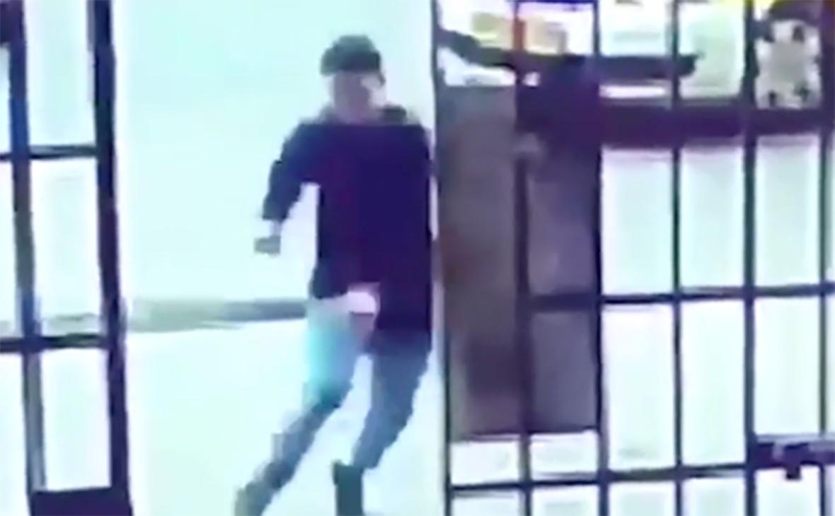 Скриншот из видео / Источник РБК
