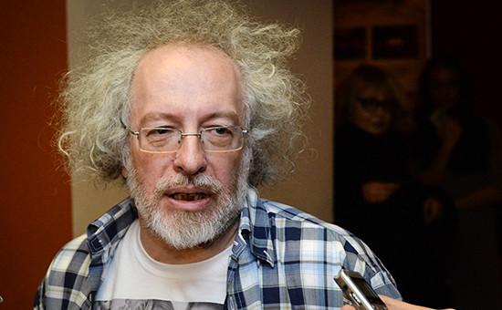 Главный редактор радио «Эхо Москвы» Алексей Венедиктов