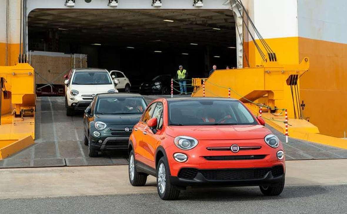 Фото: Fiat Chrysler Automobiles