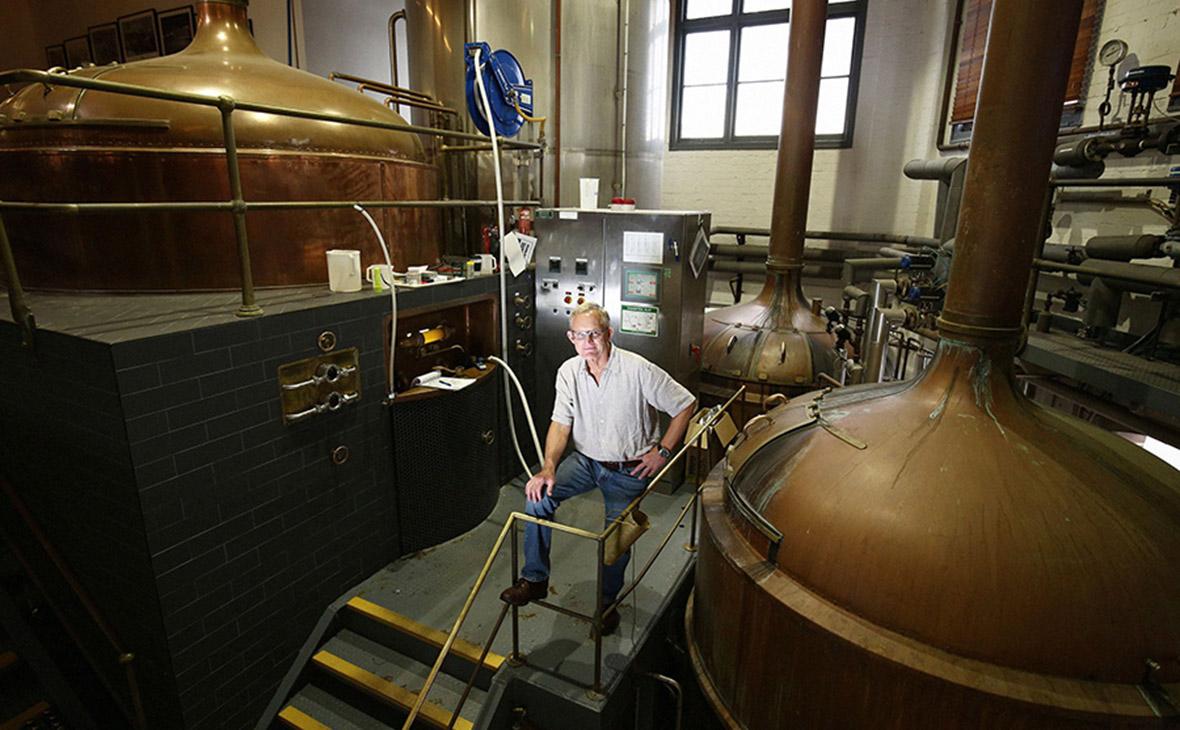 Cтарший технолог австралийской пивоварни Malt Shovel Чарльз Хан