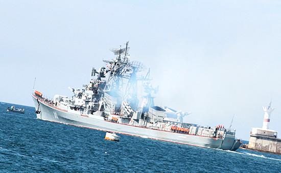 Российский сторожевой корабль «Сметливый». Архивное фото