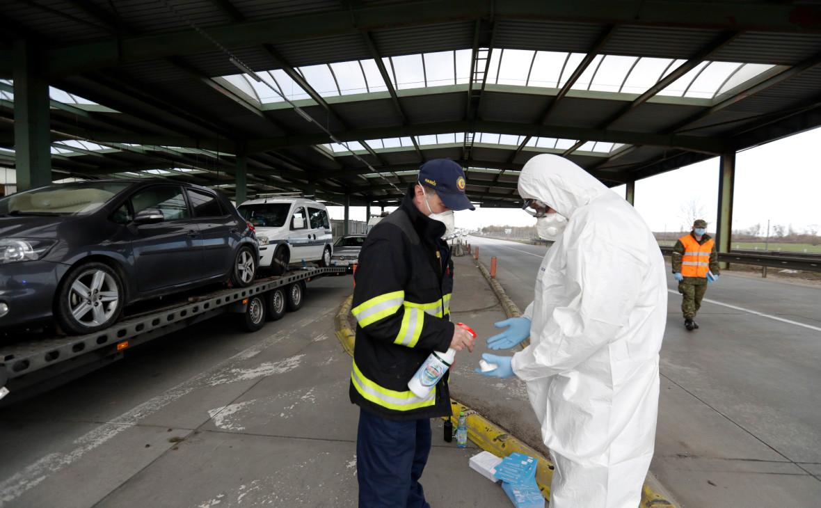 Словакия и Сербия ввели режим ЧП из-за коронавируса