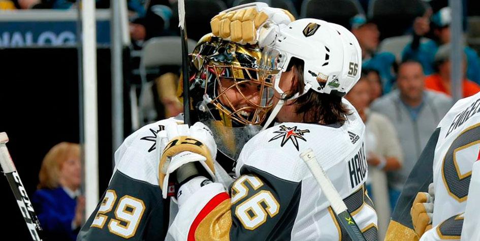 «Тампа» и «Вегас» вышли в финал конференций в НХЛ