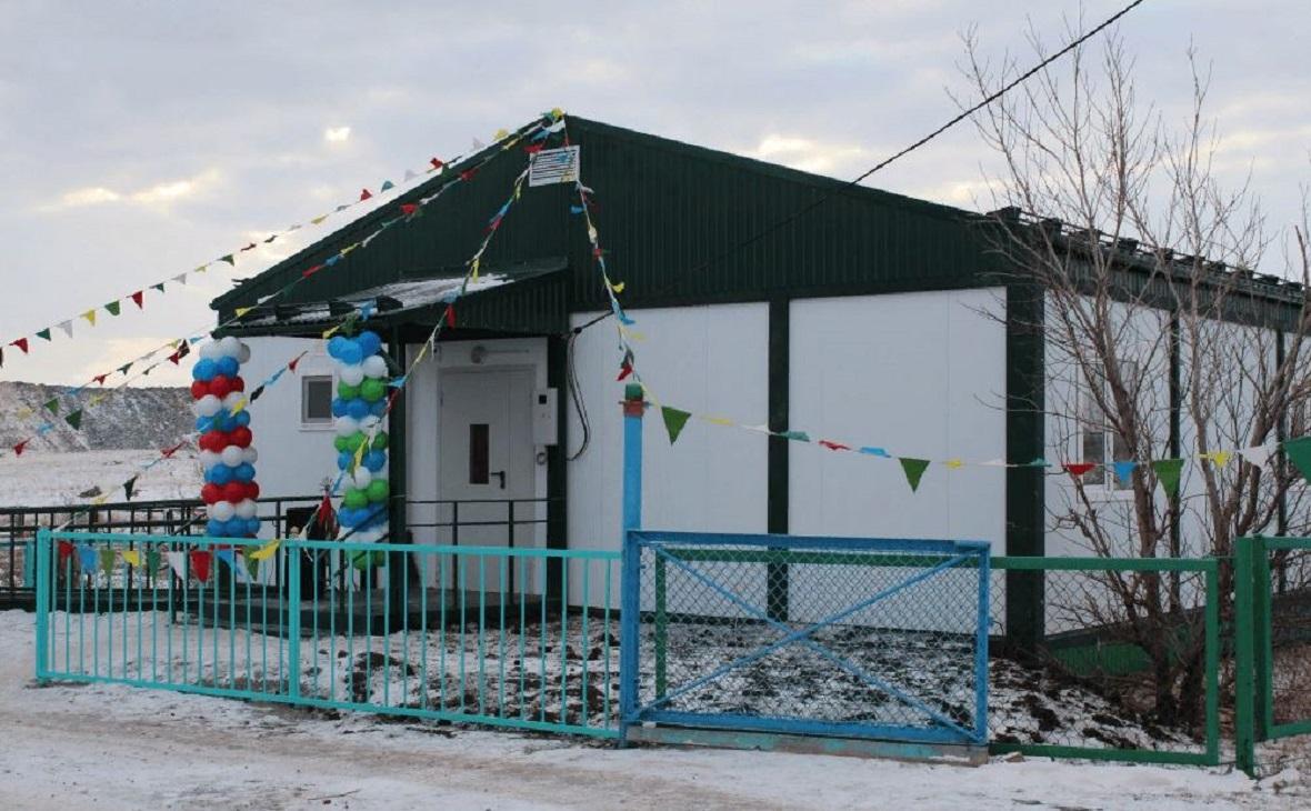 Открытие ФАПа в Баймакском районе