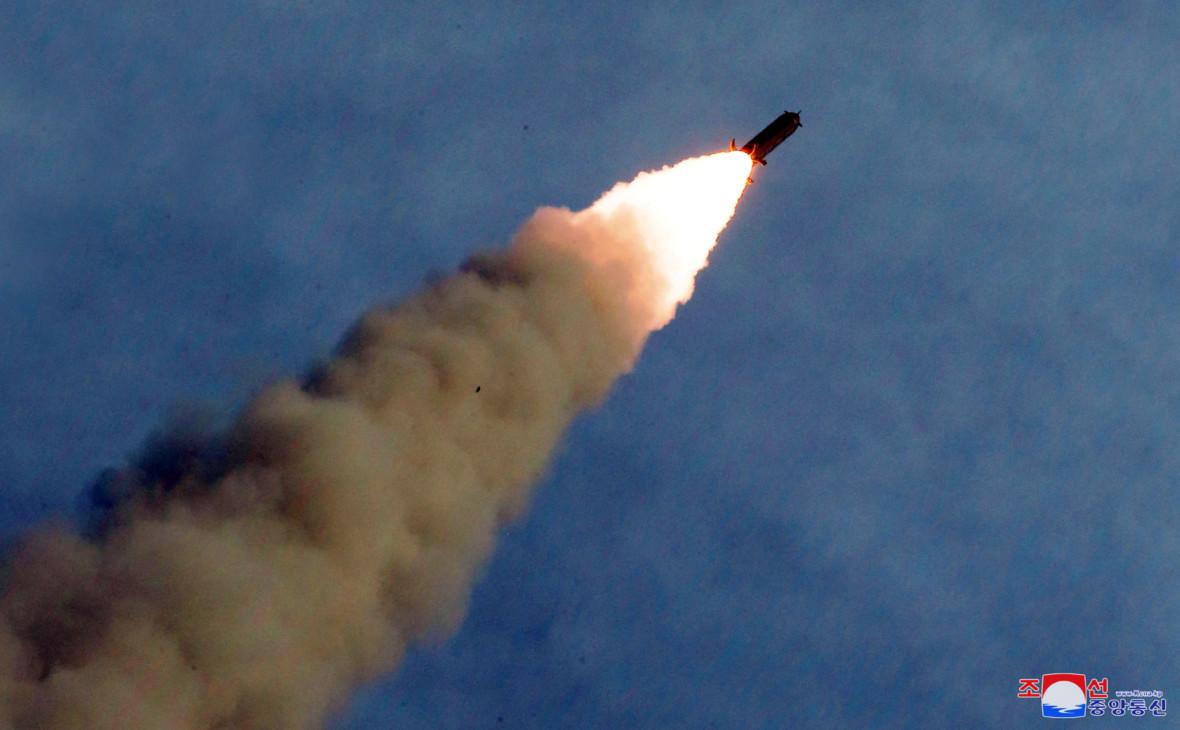 Трамп и Абэ поспорили о ракетных испытаниях КНДР