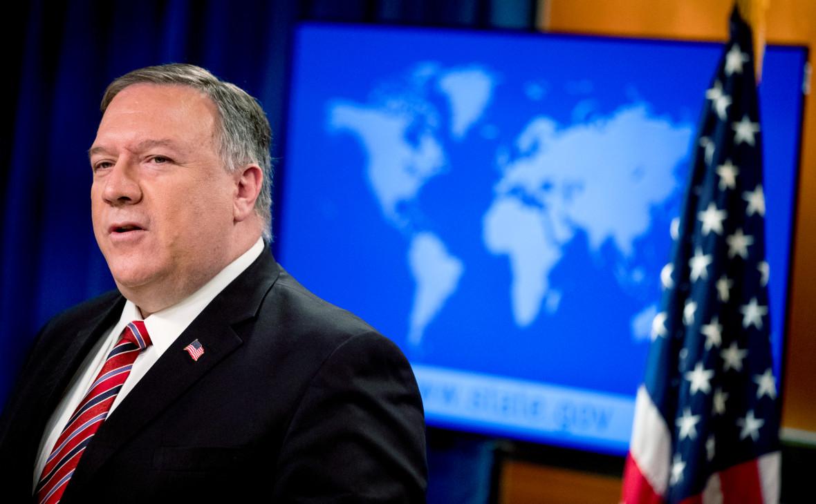Помпео опроверг причастность США к попытке вторжения в Венесуэлу