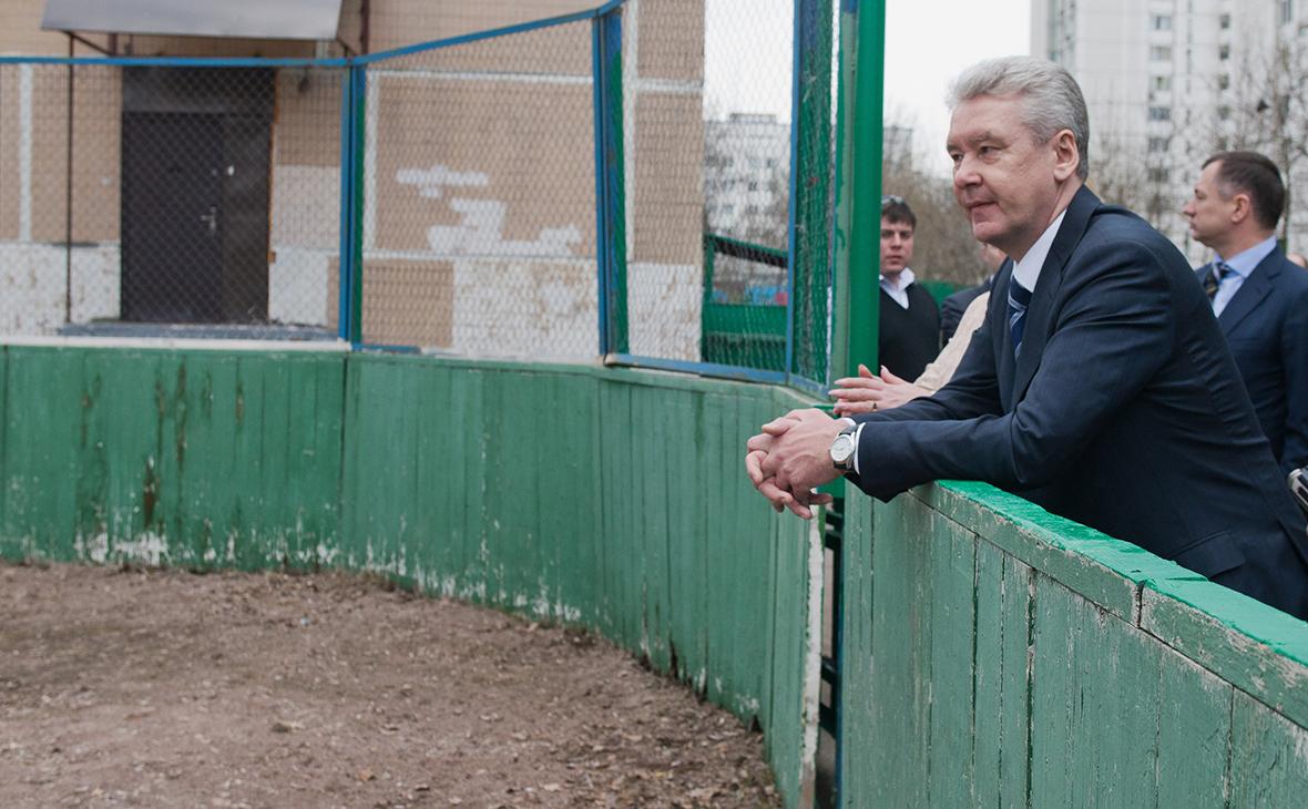 Собянин объявил дату начала учебного года в Москве
