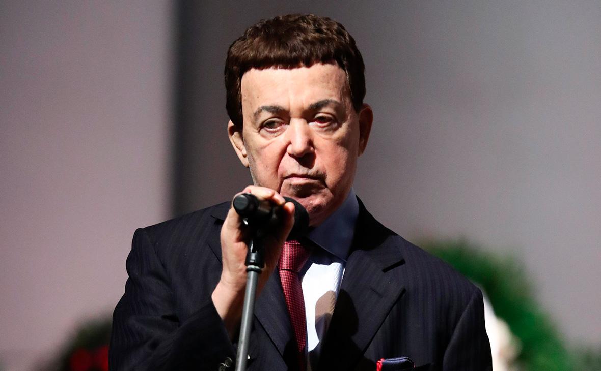 Nghệ sĩ nhân dân Nga Iosif Kobzon qua đời