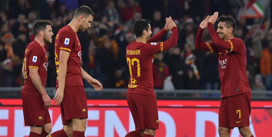 Фото: FC Roma (Фото: Global Look Press)