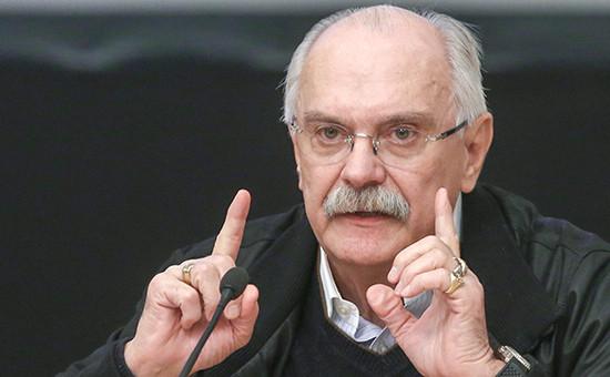 Глава Российского союза правообладателей Никита Михалков