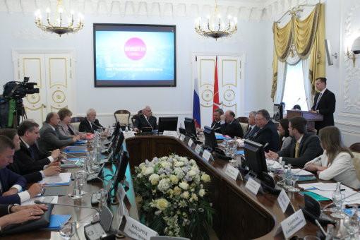 Заседание Совета по инвестициям Петербурга