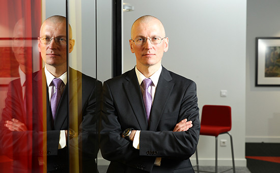 Глава MasterCard в России Илья Рябый