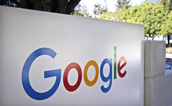 Штаб-квартира Google в Маунтин-Вью, Калифорния