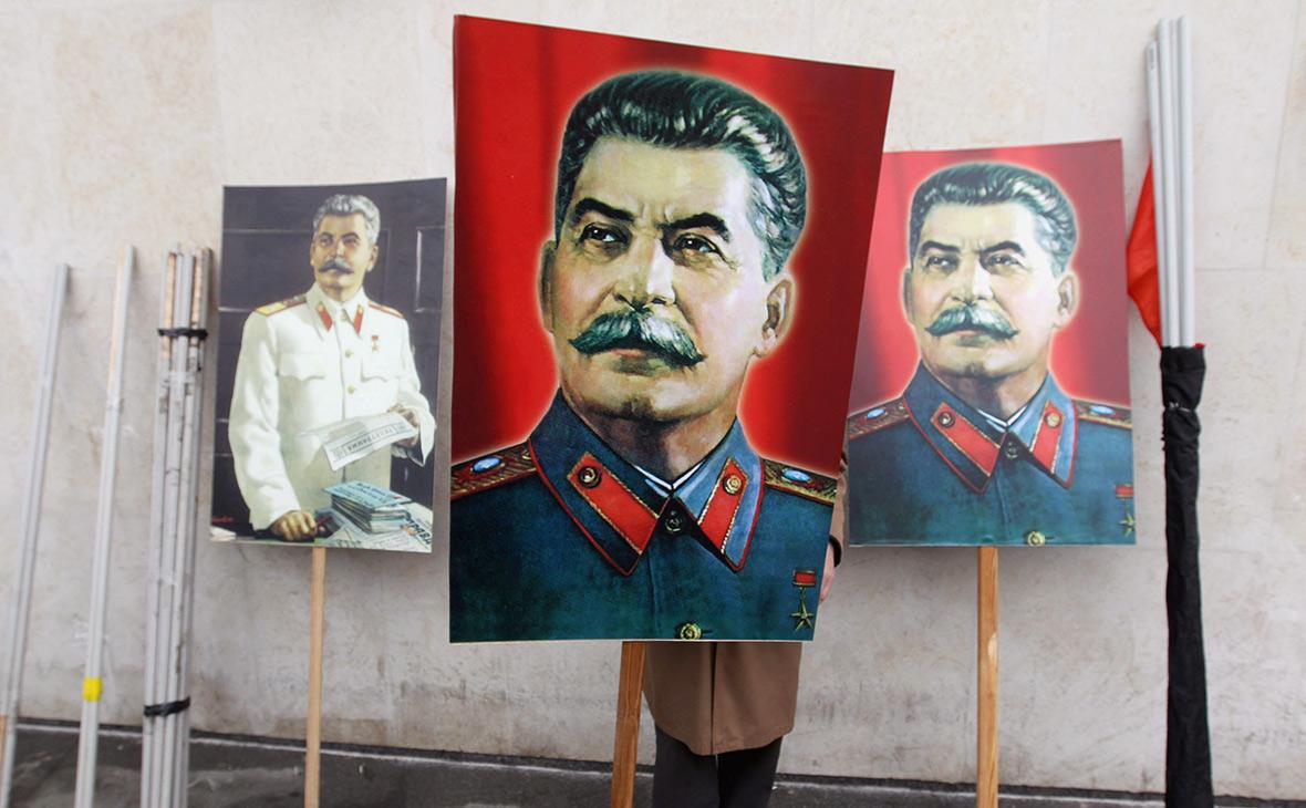 Портреты Иосифа Сталина
